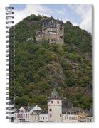 Katz Castle, Loreleystadt Spiral Notebook