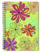 Key Lime Delight Spiral Notebook