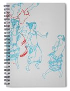 Kintu And Nambi The Journey To Earth Spiral Notebook