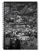 Kitzbuehel Spiral Notebook