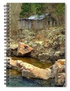 Klepzig Mill Spiral Notebook
