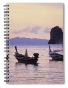 Koh Phi Phi Spiral Notebook