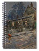 Konstantin  Spiral Notebook