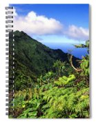 Koolau Summit Trail Spiral Notebook