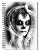 La Catrina Spiral Notebook