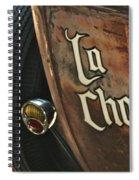 La Chona Spiral Notebook
