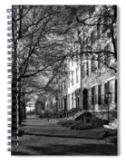 La Fayette Park - Washington D C Spiral Notebook