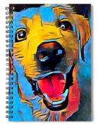 Labrador Retriever 2 Spiral Notebook