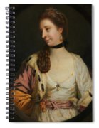 Lady Sondes Spiral Notebook