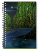 Lagoon Spiral Notebook
