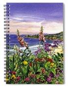 Laguna Niguel Garden Spiral Notebook