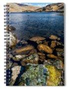 Lake Ogwen Spiral Notebook