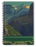 Lake O'hara Spiral Notebook