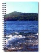 Lake Superior Landscape Spiral Notebook