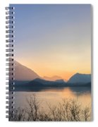 Lake Thun - Switzerland Spiral Notebook