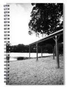 Lake Waubeeka  Spiral Notebook
