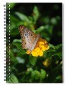 Landed Spiral Notebook