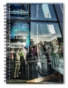 Las Vegas Strip 0245 Spiral Notebook