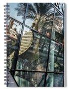 Las Vegas Strip 0271 Spiral Notebook