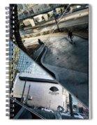 Las Vegas Strip 0280 Spiral Notebook