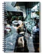 Las Vegas Strip 0304 Spiral Notebook