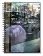 Las Vegas Strip 0312 Spiral Notebook