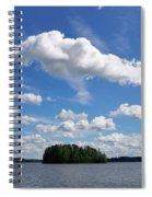 Pyhajarvi Spiral Notebook