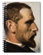 Laurits Andersen Ring Spiral Notebook