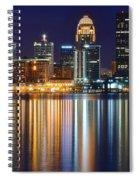 Lavender Louisville Spiral Notebook