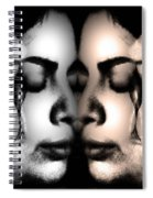 Let Her Cry  Spiral Notebook