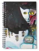 Let Me Out3 Spiral Notebook