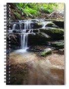 Leura Cascades - Blue Mountains, Australia. Spiral Notebook