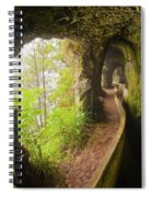 Levada Da Serra Do Faial, Madeira Spiral Notebook