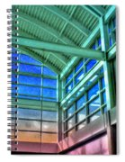Light Loft Spiral Notebook