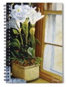 Lillies Spiral Notebook