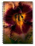 Lily Spiral Notebook