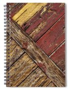 Linear Spiral Notebook