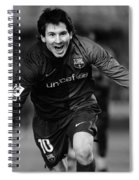 Lionel Messi 1 Spiral Notebook