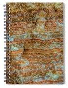 Liquid Lines Spiral Notebook