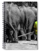 Little Big Man Spiral Notebook