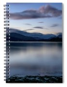 Loch Lomond Spiral Notebook