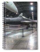 Lockheed, Yf-12a Spiral Notebook
