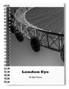 London Eye. Spiral Notebook