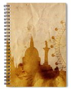 London Spiral Notebook