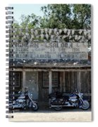 Longhorn Saloon Spiral Notebook