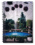 Longview Gardens Spiral Notebook