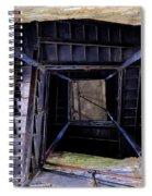 Lookout Tower On A Civil War Battlefield In Antietam Creek Maryl Spiral Notebook