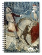 Lorenzetti: Good Govt Spiral Notebook