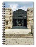 Lovcen National Park Montenegro. Spiral Notebook