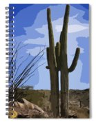 Loving Couple Spiral Notebook